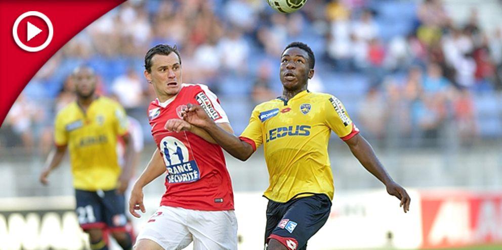 CDL. FC SOCHAUX-MONTBÉLIARD - STADE BRESTOIS 29 : LE RÉSUMÉ VIDÉO