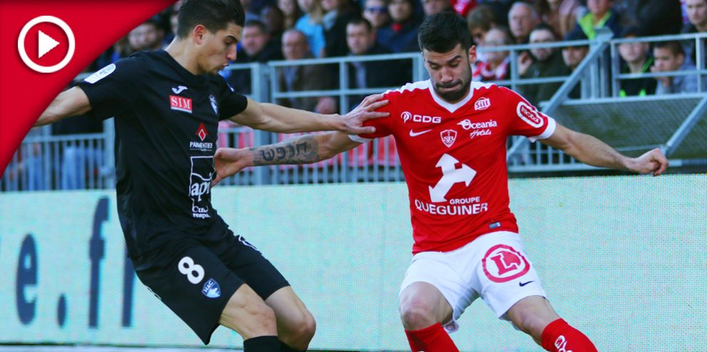 STADE BRESTOIS 2 - 0 LE HAVRE AC : LE RÉSUMÉ VIDÉO
