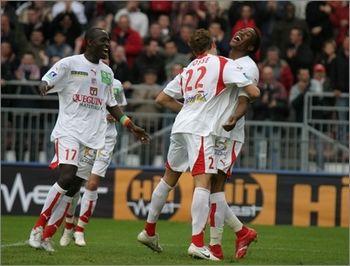 Richard Socrier vient de marquer le 2e but face à Reims : le maintien ne fait plus aucun doute !